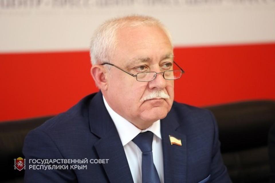 Крымский парламентарий Гемпель ответил американскому генералу Ходжесу. Фото: пресс-служба Госсовета РК