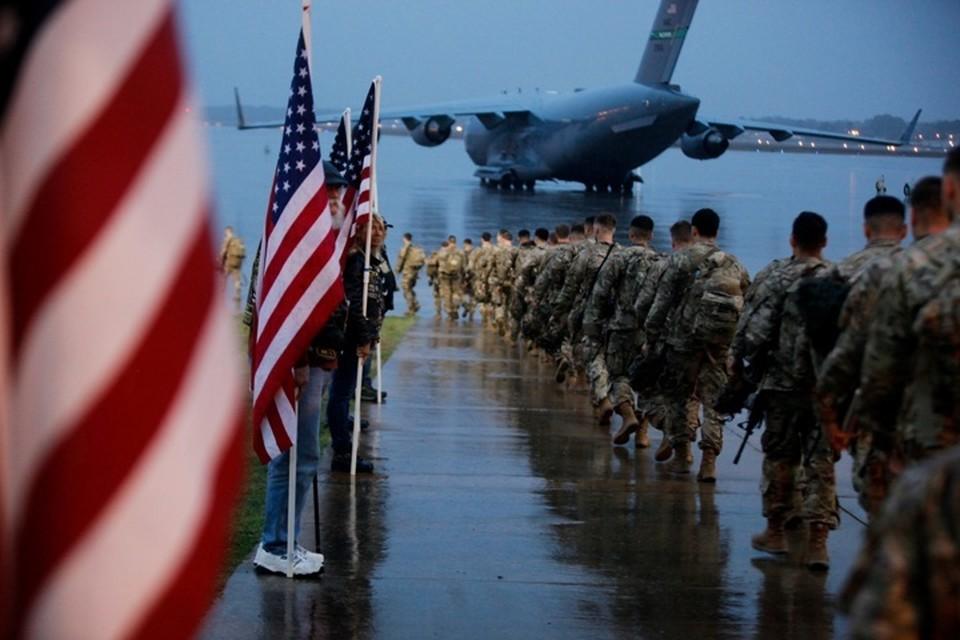 Американцы не собираются покидать Ирак