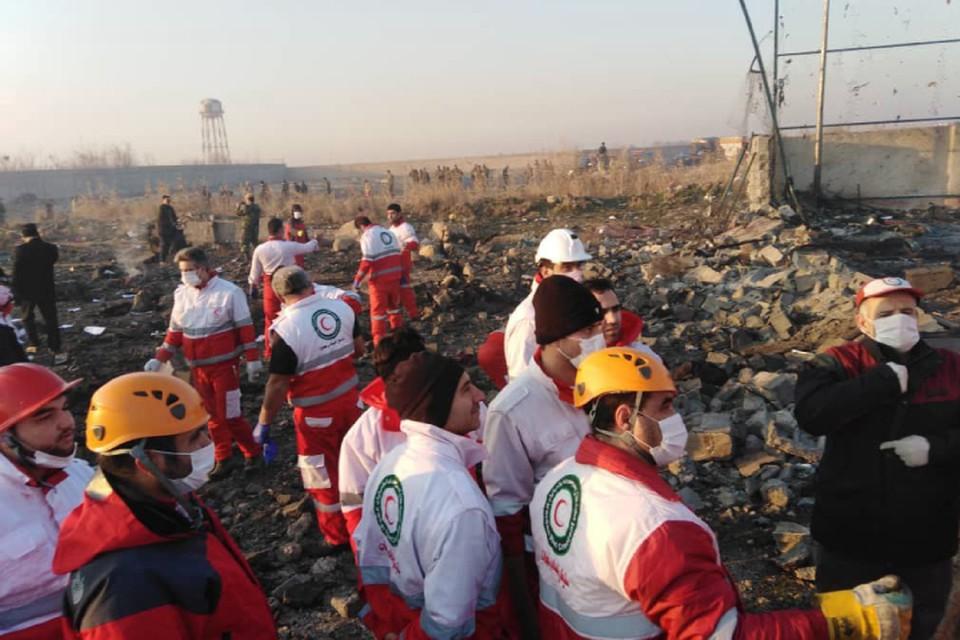 Причина авиакатастрофы самолета Тегеран-Киев 8 января 2020 года: возгорание двигателя
