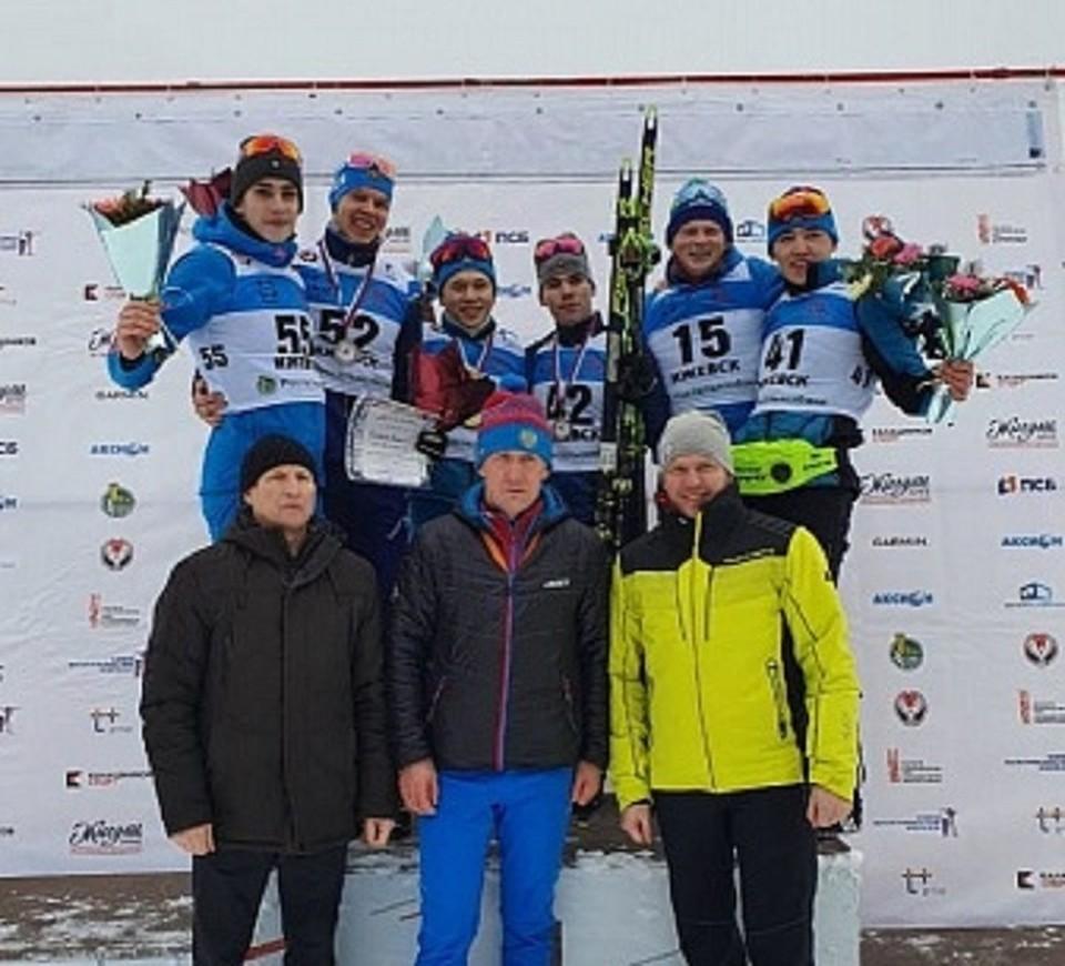 Биатлонист из Югры стал бронзовым призером всероссийских соревнований по биатлону. Фото центра спортивной подготовки.