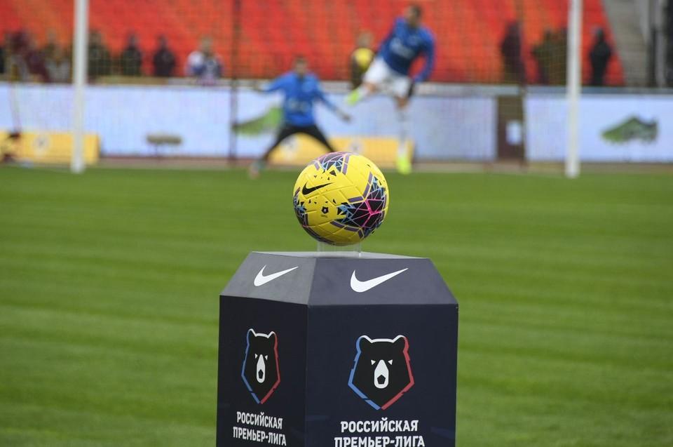 Тульский «Арсенал» сыграет на сборах восемь контрольных матчей