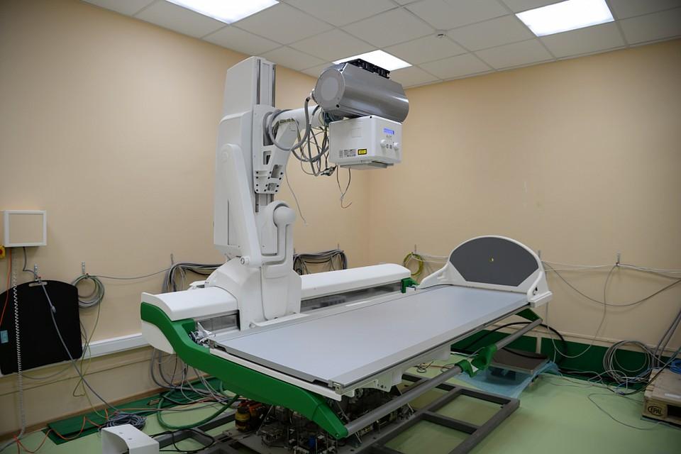 Современная медицинская техника делает процедуру обследования более комфортной для пациентов.