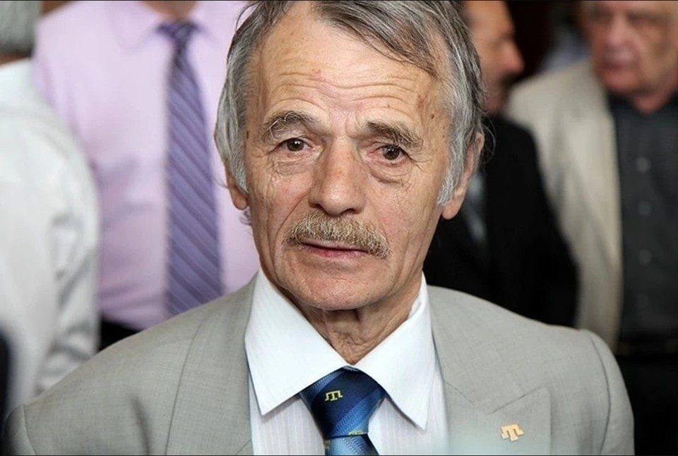 Мустафа Джемилев долгое время возглавлял запрещенный в РФ Меджлис
