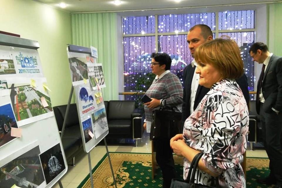 В Лабытнанги горожане обсудят дизайн-проект благоустройства бульвара Победы Фото: lbt.yanao.ru