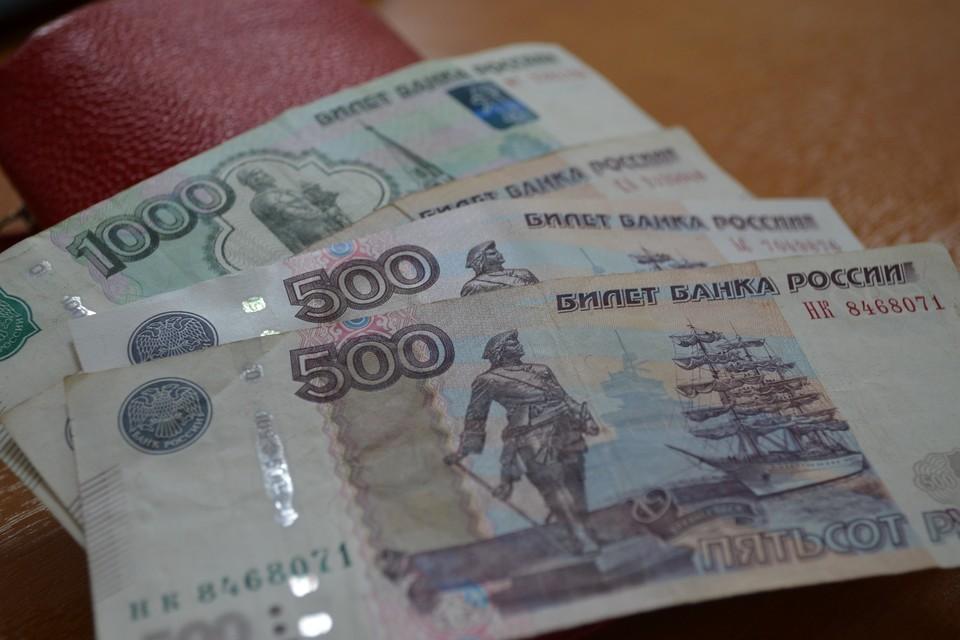 В Липецкой области зарплаты работников торговли увеличились на 2200 рублей