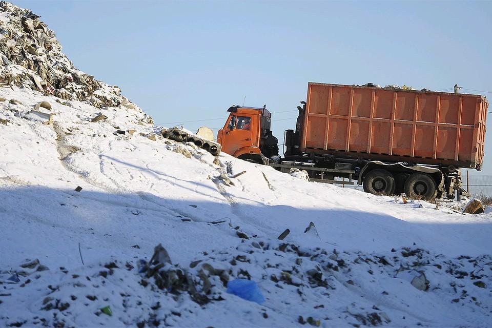 Свалки в России занимают уже 4 миллиона гектаров.