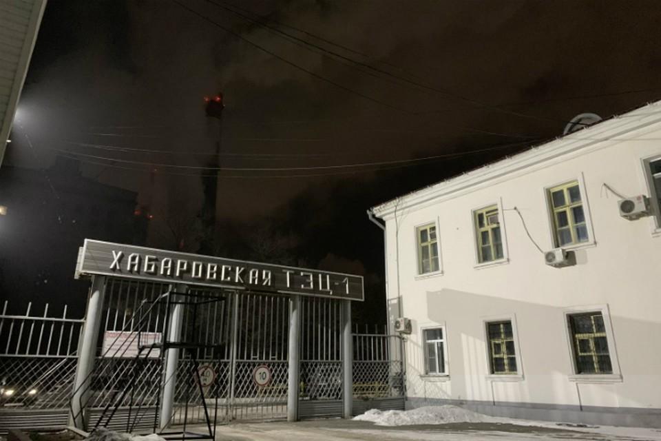 В трех районах Хабаровска ночью внезапно отключили отопление о горячую воду