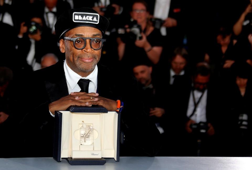 Кинорежиссер Спайк Ли станет первым афроамериканцем, возглавляющим жюри Каннского кинофестиваля