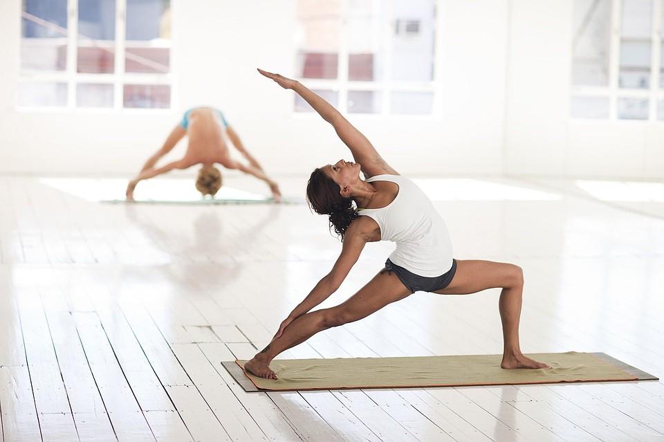 йога для похудения тонкая талия клуб