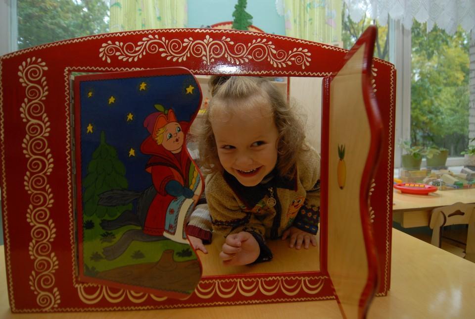 В Новосибирской области 142790 детей ходят в дошкольные учреждения.