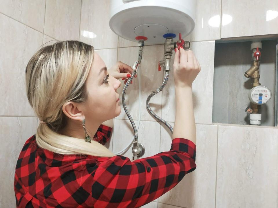 ОДН на воду может варьироваться от 40 до 76 рублей.