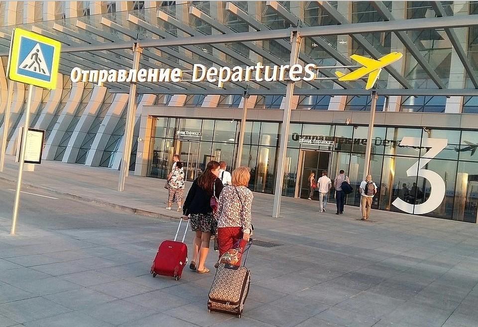 """Фото: пресс-служба аэропорта """"Симферополь"""""""