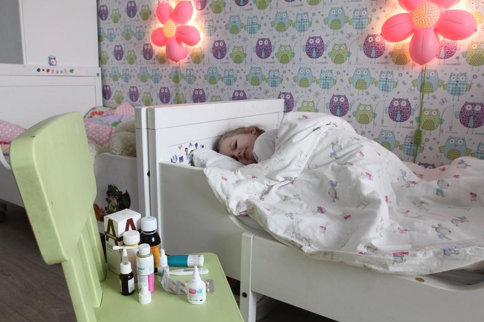 В Приморье подъем заболеваемости пневмонией