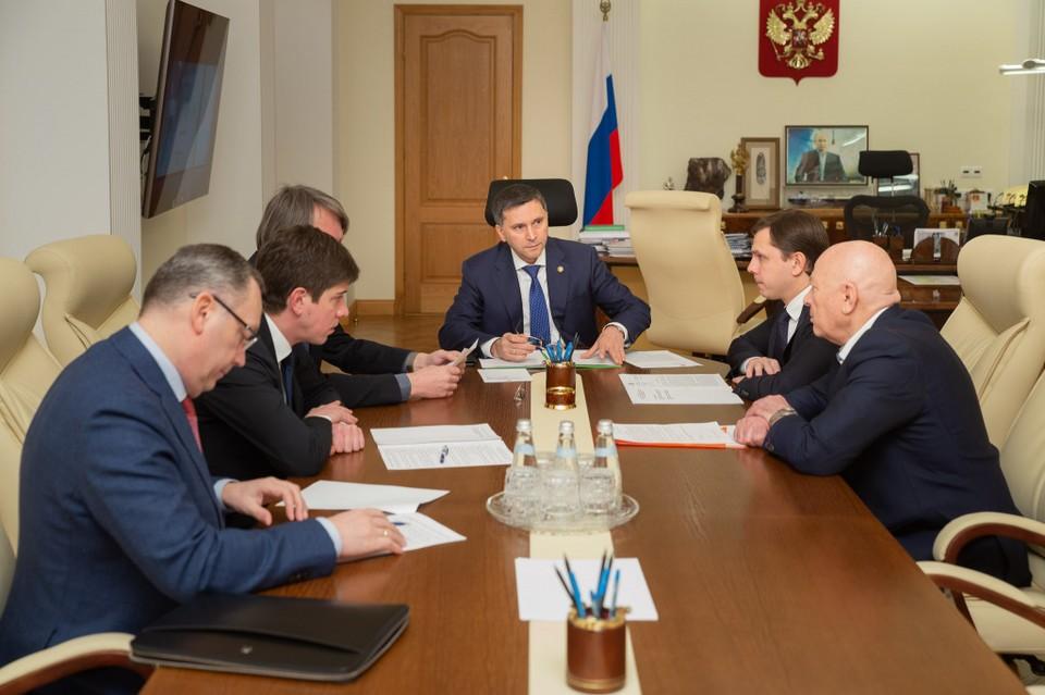 Фото: пресс-службы Министерства природных ресурсов и экологии РФ