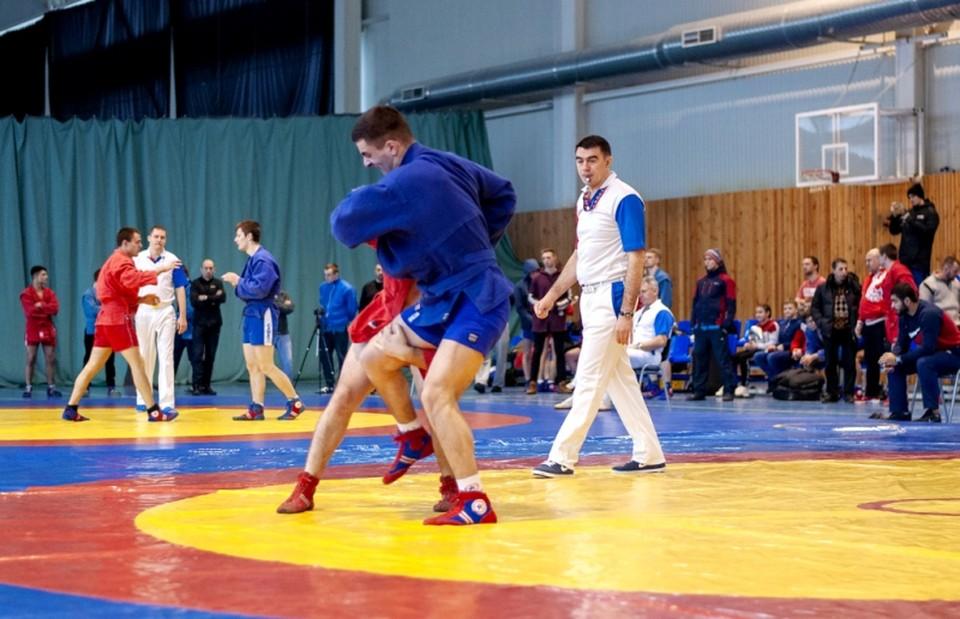 ФОТО: 60.мвд.рф. Во Всероссийском турнире приняли участие более 120 спортсменов.
