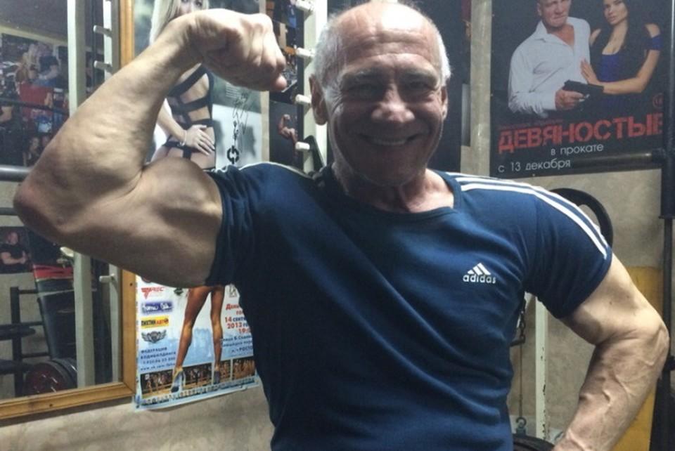 Знаменитый спортсмен из Ростова победил болезнь бодибилдингом.