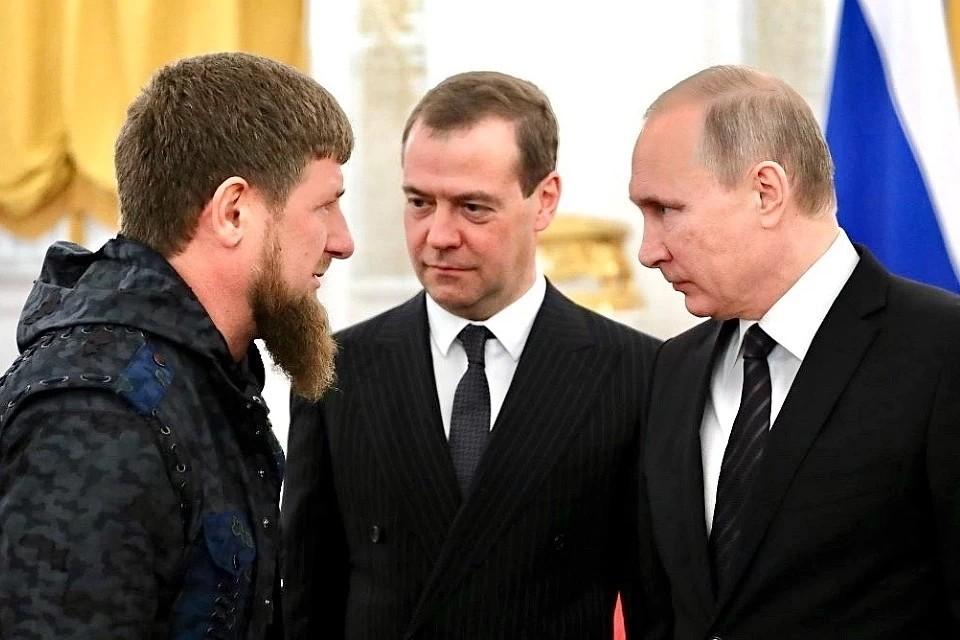 Рамзан Кадыров может занять должность полпреда президента