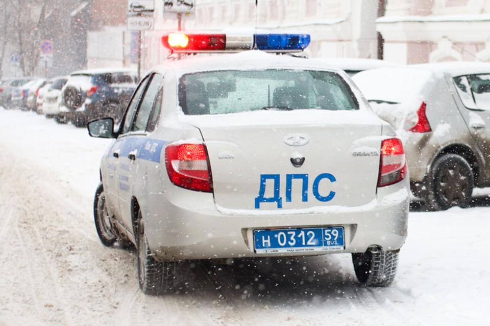 В отношении водителя возбудили дело об административном правонарушении