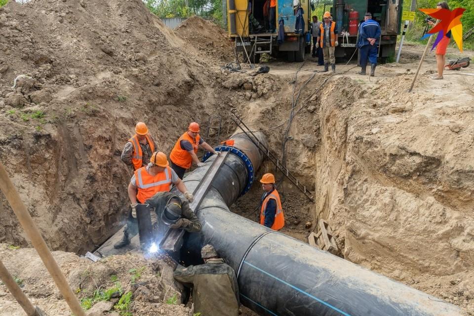 Чиновники обсудили состояние орловских водопроводов