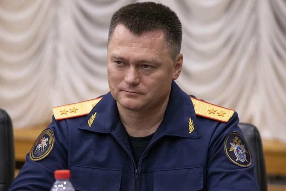 Игорь Краснов - заместитель председателя Следственного комитета России, теперь ему предложено возглавить Генеральную прокуратуру. Фото СКР