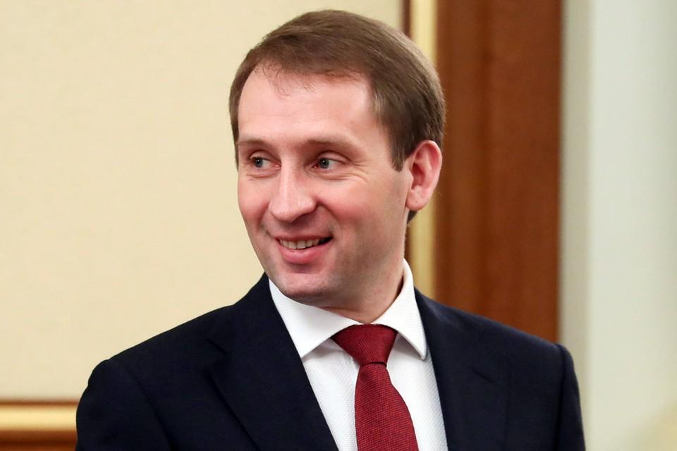 Александр Козлов— один из самых молодых членов правительства. Фото: Екатерина Штукина/POOL/ТАСС