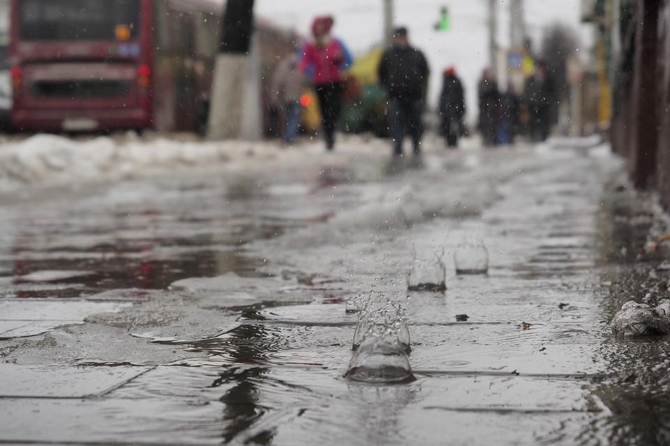 В Москве облачно с прояснениями