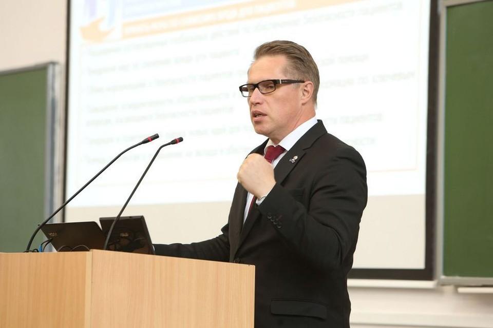 Фото пресс-службы Росздравнадзора