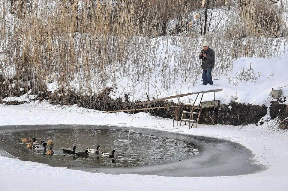 Фотомастер из Оренбурга Сергей Жданов - автора последних снимков Пескова