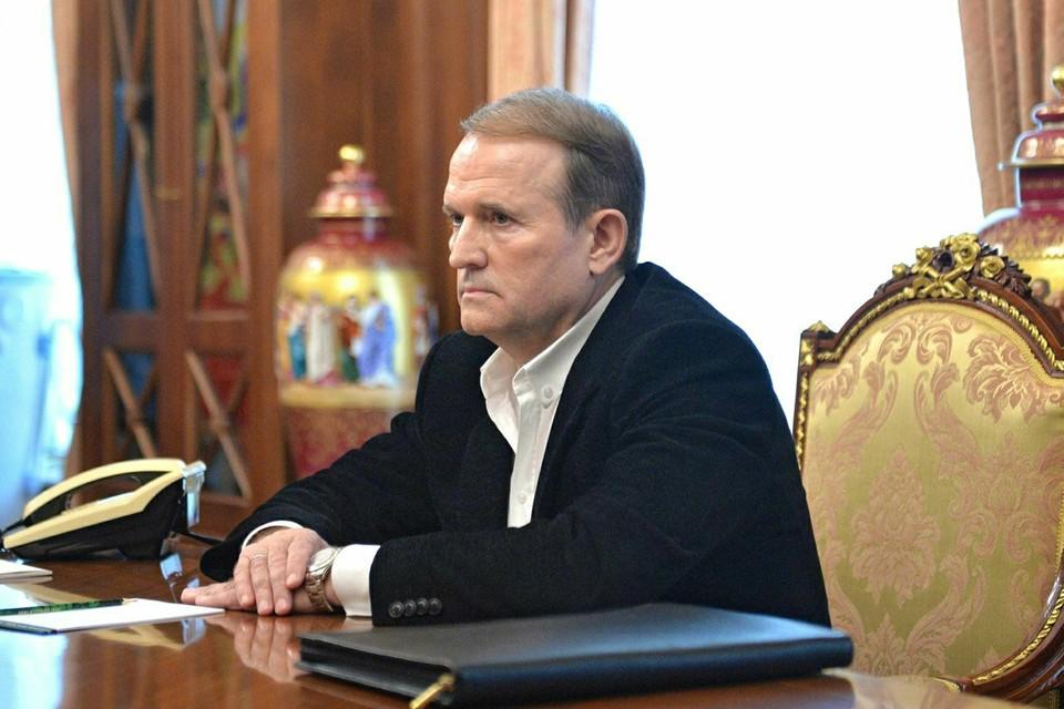 Председатель политсовета партии «Оппозиционная платформа - За жизнь» Виктор Медведчук предложил новый формат переговоров, на которых могут обсуждаться пути выхода из кризиса на востоке Украины.