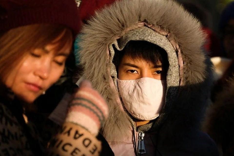 У китайцев, госпитализированных в Москве с подозрением на коронавирус, пневмония не подтвердилась