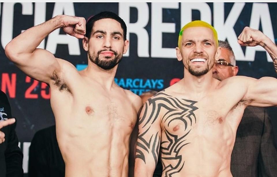 С криком «Майк Тайсон!» украинский боксер укусил соперника во время боя