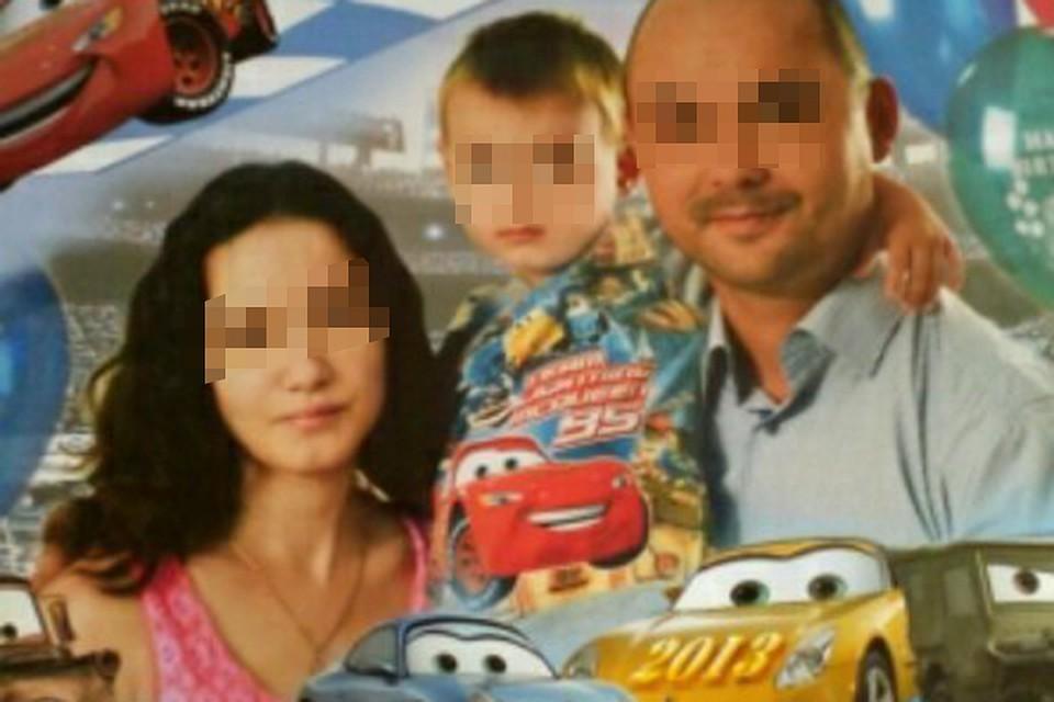 На снимке горе-родители, которые не нашли другого выхода, как бросить сыновей. Фото: личная страница Ольги.