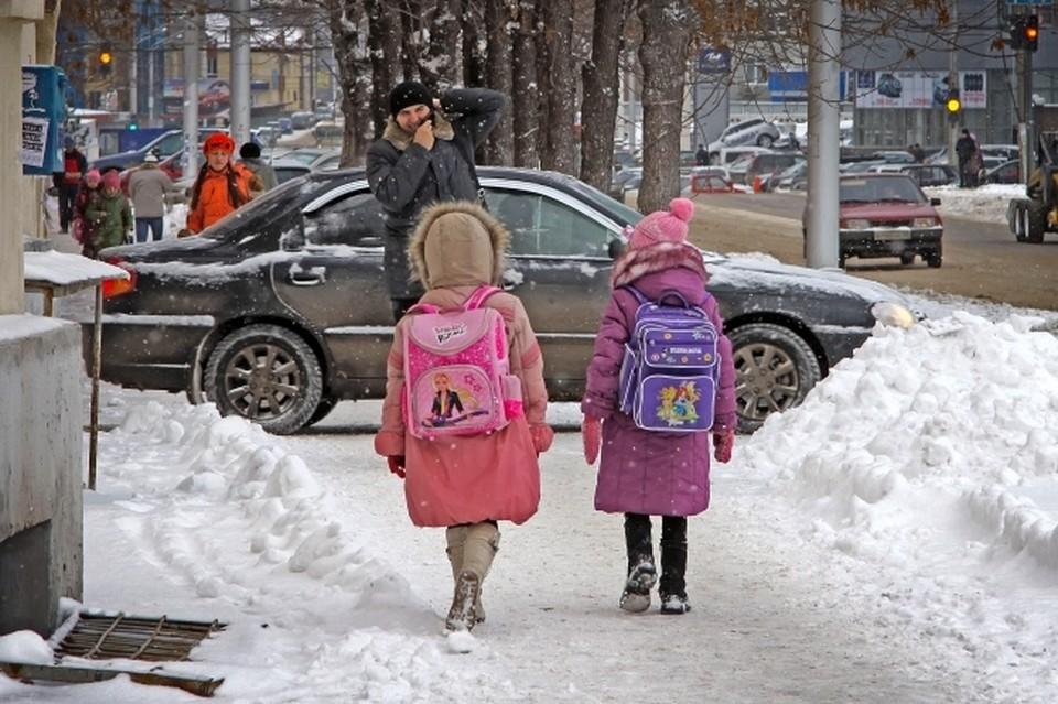 Школьники не будут учиться семь календарных дней