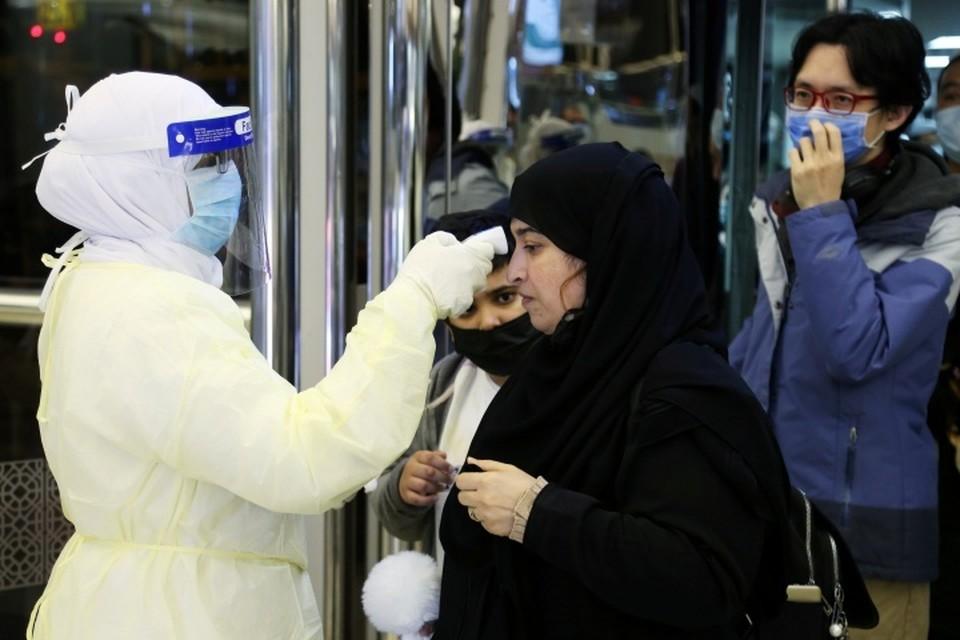Число жертв коронавируса в Китае возросло до 132