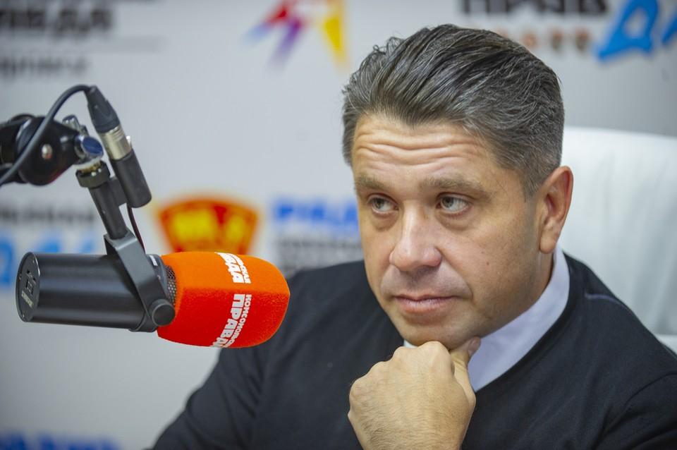 Лидер хабаровских коммунистов Петр Перевезенцев о поправках в Конституцию