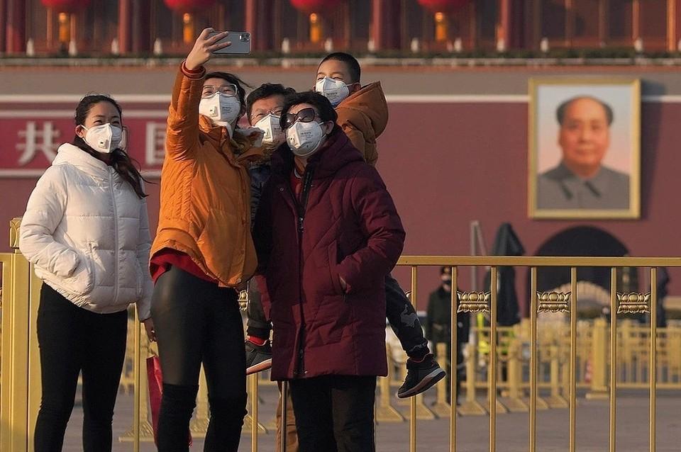 В китае свыше 9 тысяч человек заражены коронавирусом