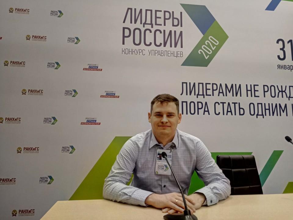 Александр Свистунов очень любит Самару и хотел бы работать с пользой для родного города