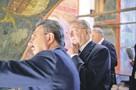 В Успенском соборе обнаружены фрески XV века