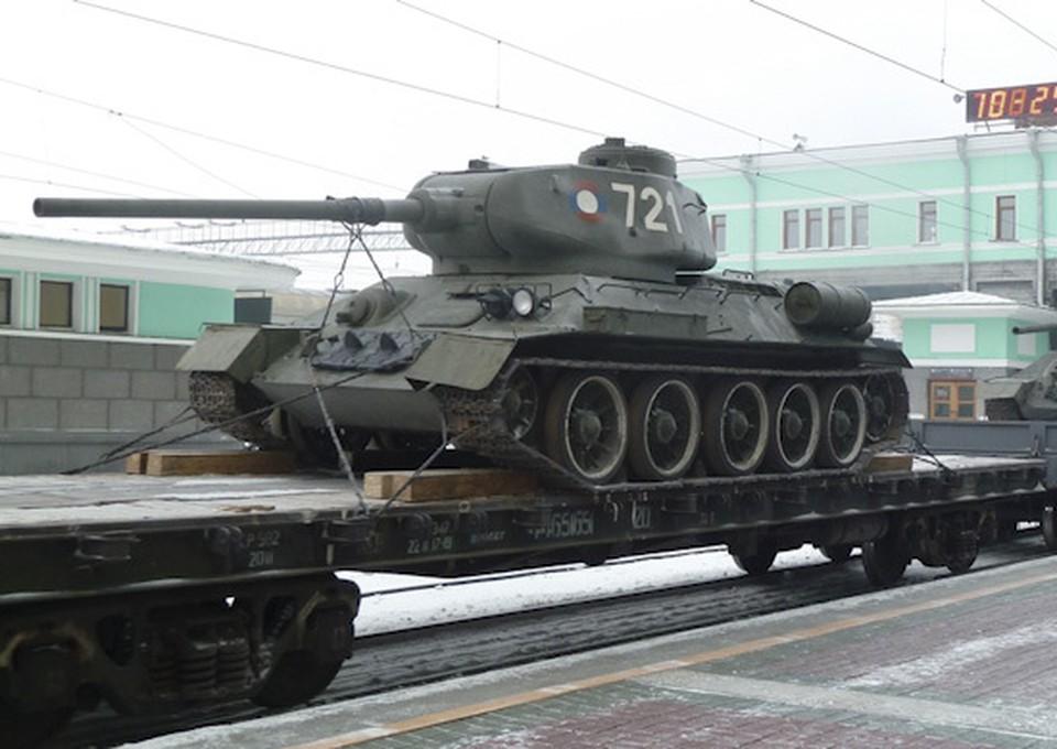 Фото: пресс-служба Центрального военного округа.