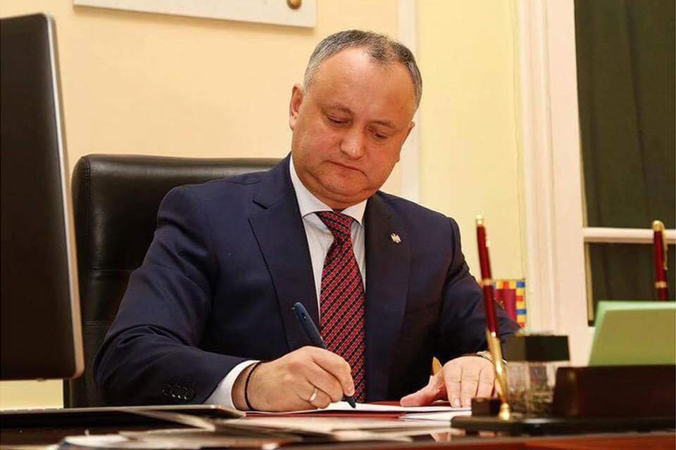Игорь Додон уверен: граждане не должны платить неоправданно.