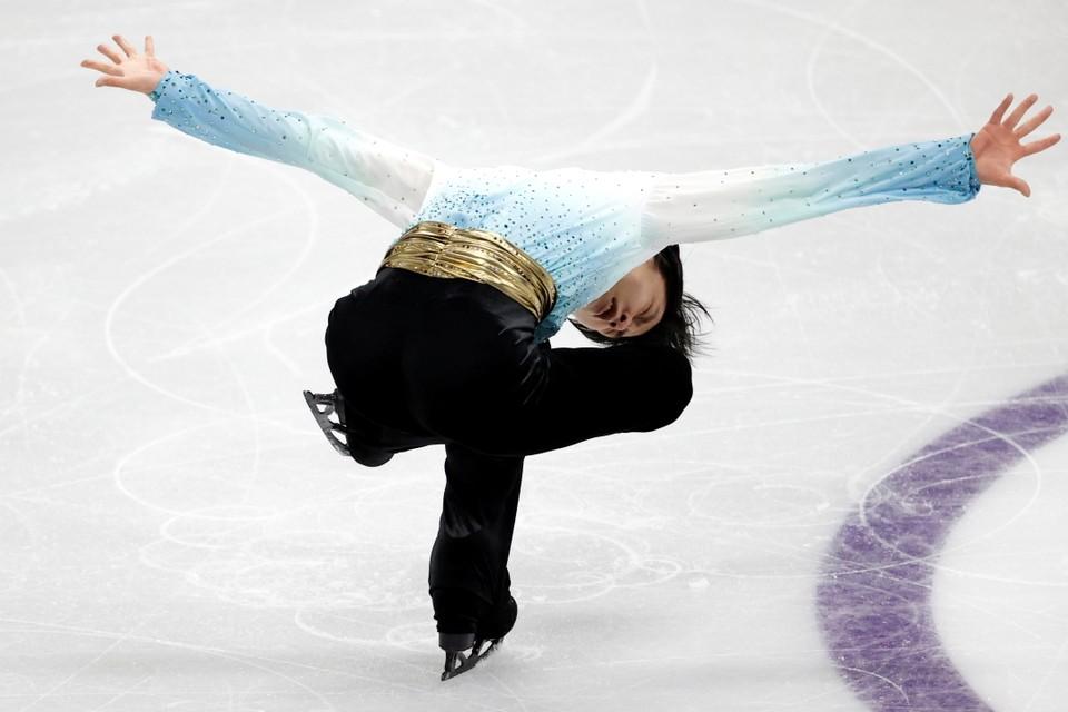 На чемпионате четырех континентов 2020 Юдзуру Ханю установил новый мировой рекорд