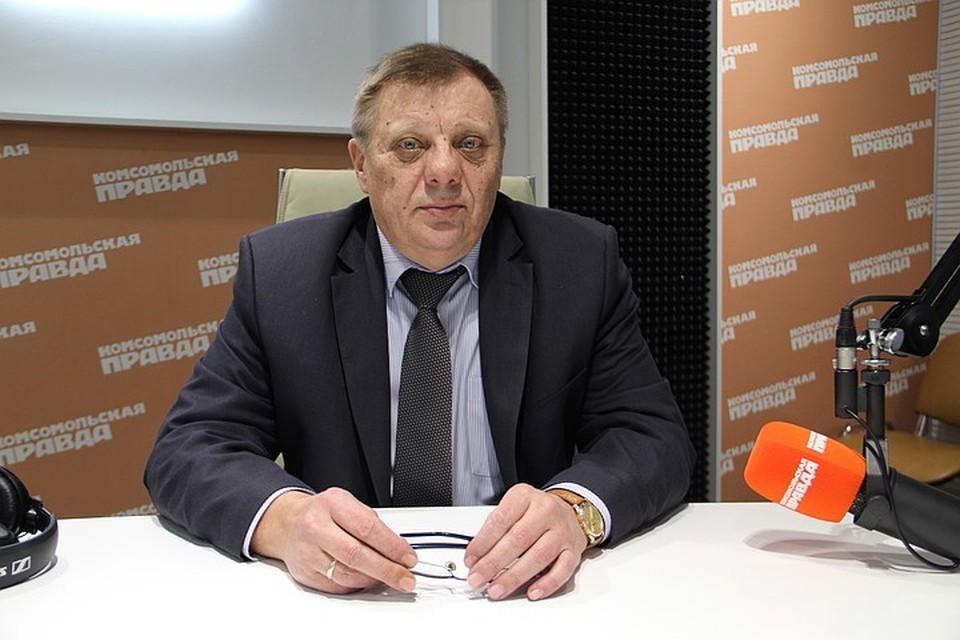 Сергей Четвериков.