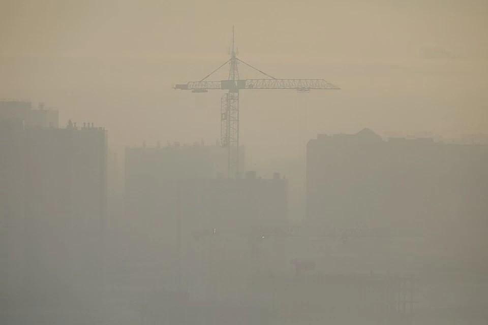 Cмог снова накроет три крупных Кузбасских города