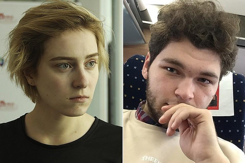 Даниил и Инна Фото: соцсети