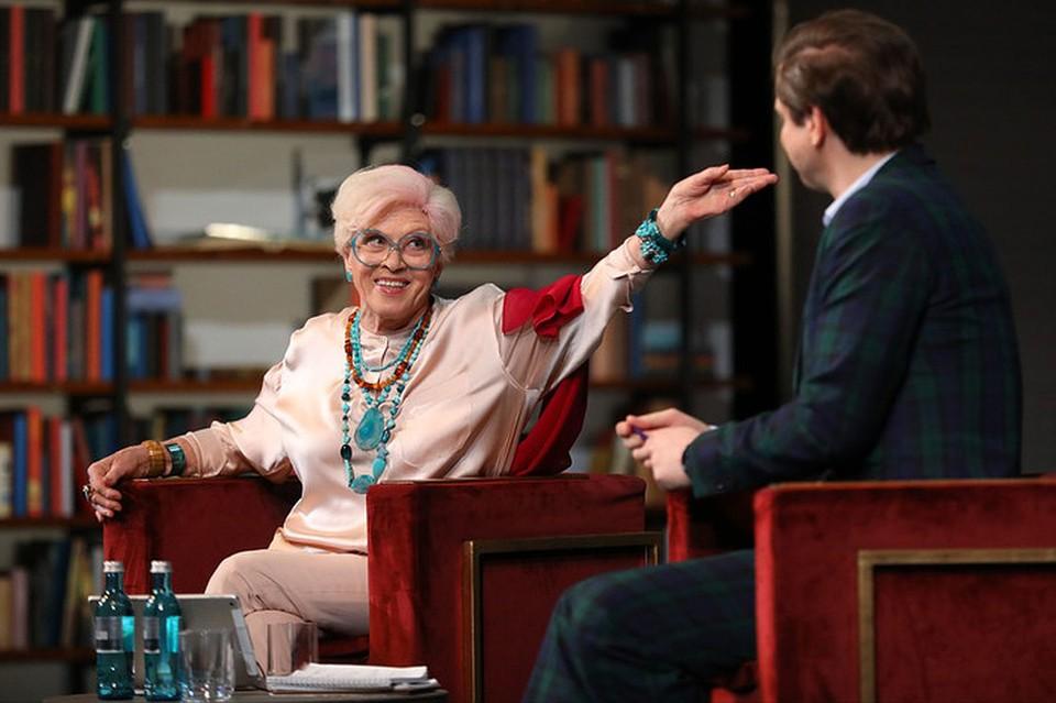 В конце прошлого года Алисе Фрейндлих исполнилось 85 лет. Фото: Большой драматический театр имени Г. А. Товстоногова