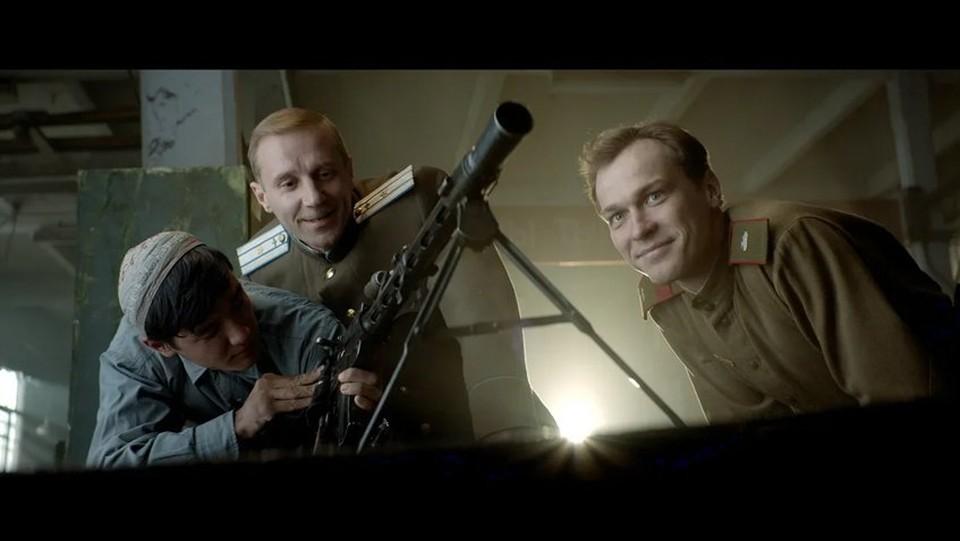 В Ижевске состоялась премьера фильма «Калашников» (12+)