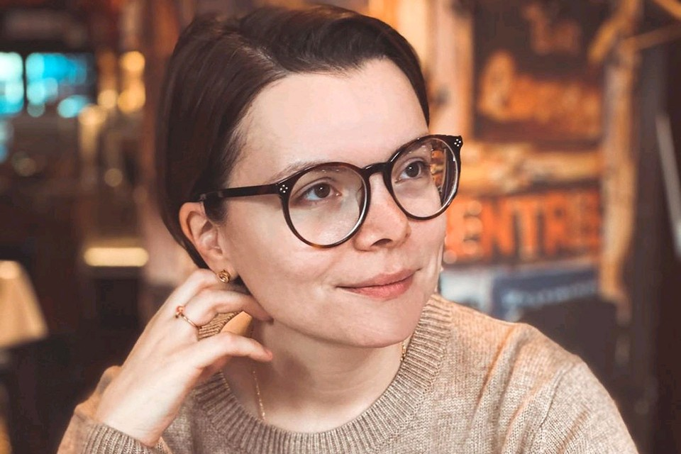Татьяна Брухунова.