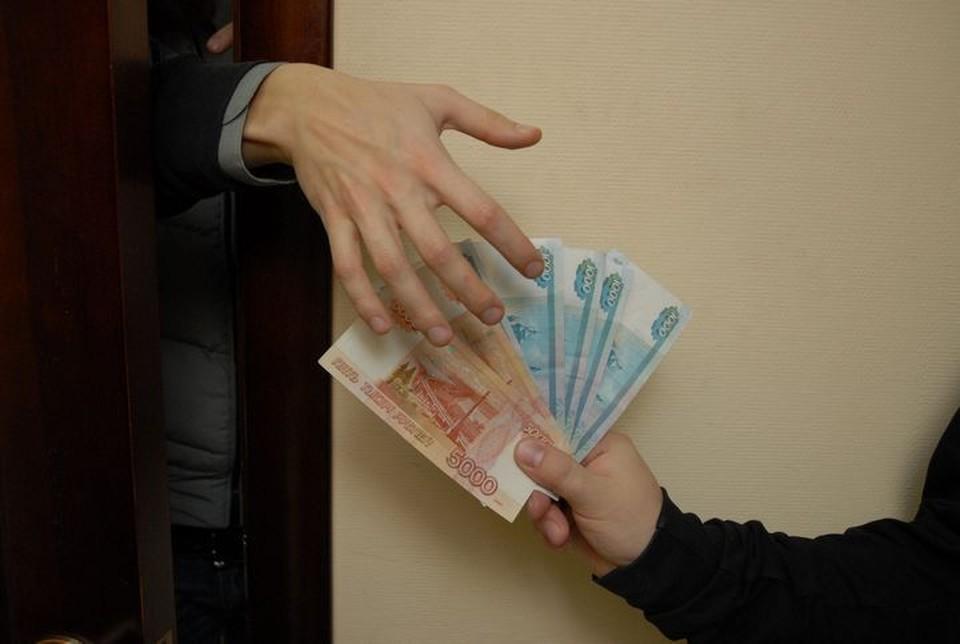 В Тульской области больше всего взяток берут правоохранительные органы