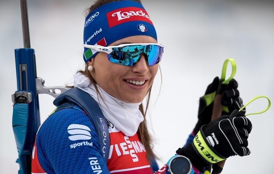 Доротея Вирер выиграла очередную гонку на родной трассе в Антхольце