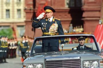 Ушел последний маршал Советского Союза Дмитрий Язов